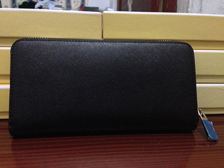 2016 mulheres Novas carteiras de couro grande zipper em torno da carteira de couro das mulheres saco de mão de embreagem
