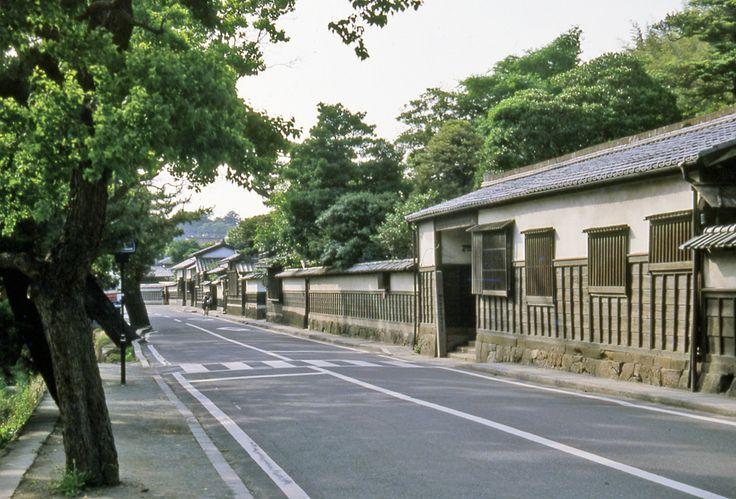 Nawate street Matsue