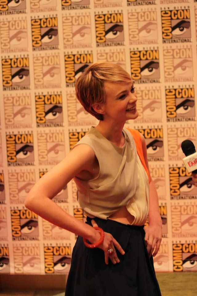 Carey Mulligan's haircut