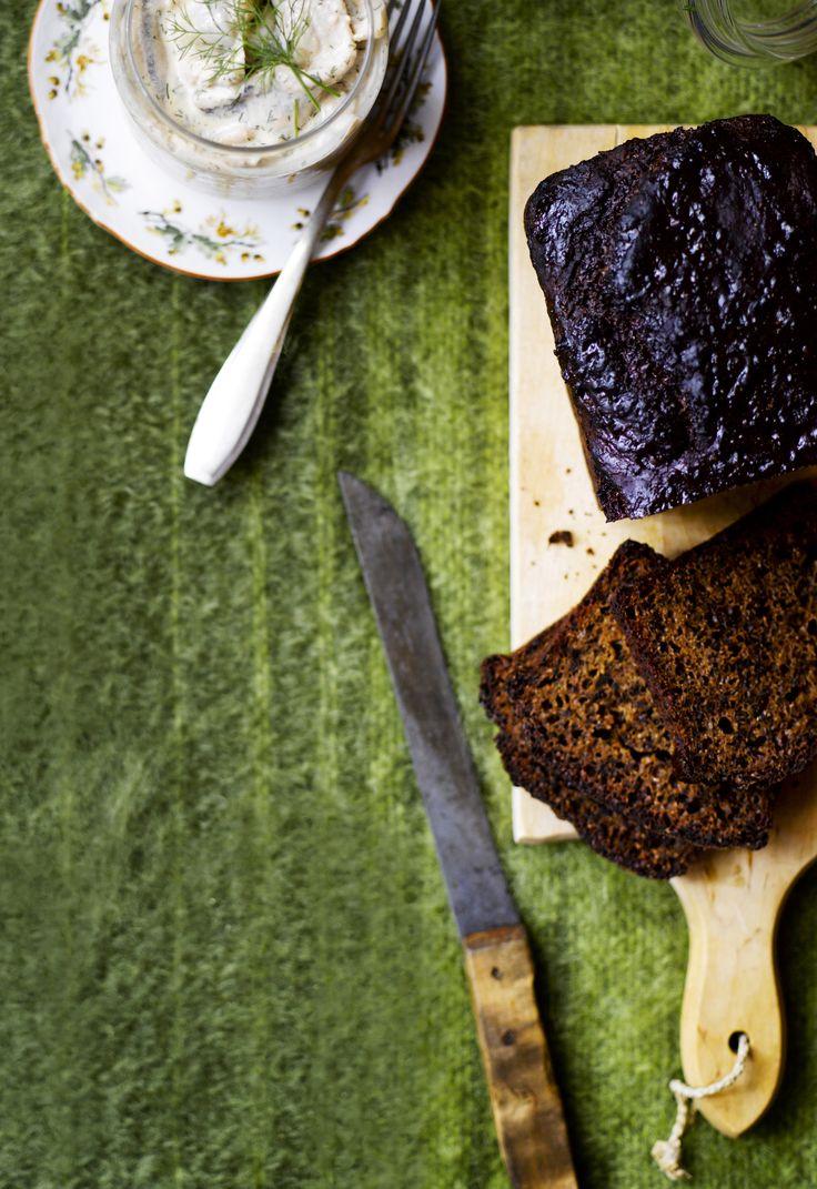 Makean maltainen saaristolaisleipä on uskomattoman helppoa valmistaa. Leipä on täydellinen pari kaikille jouluruoille: suolaisille kaloille, kinkulle ja maksapateelle. Katso ohje!