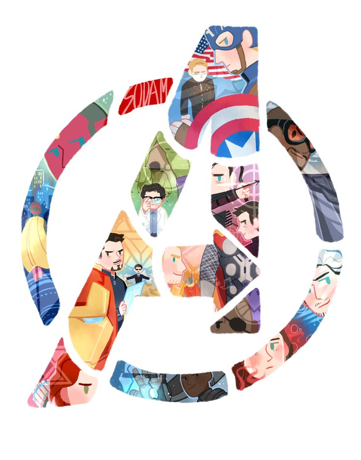 Avengers: Age of Ultron[Check this on Society6]