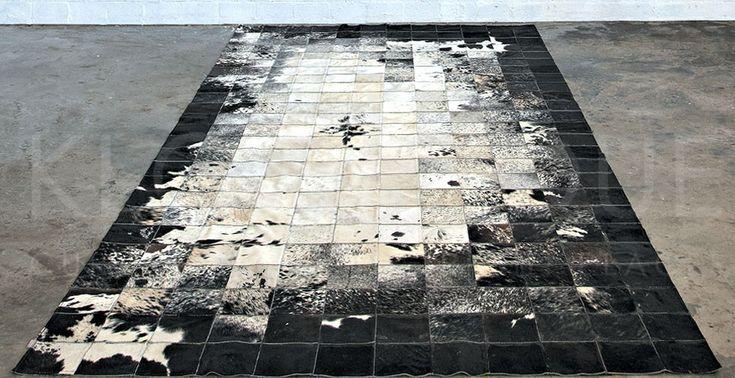 Nguni Patchwork Carpet I - Nguni Carpets