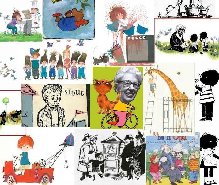 Annie M.G. Schmidt by juf Ineke; een interactieve plaat met verhaaltjes en liedjes