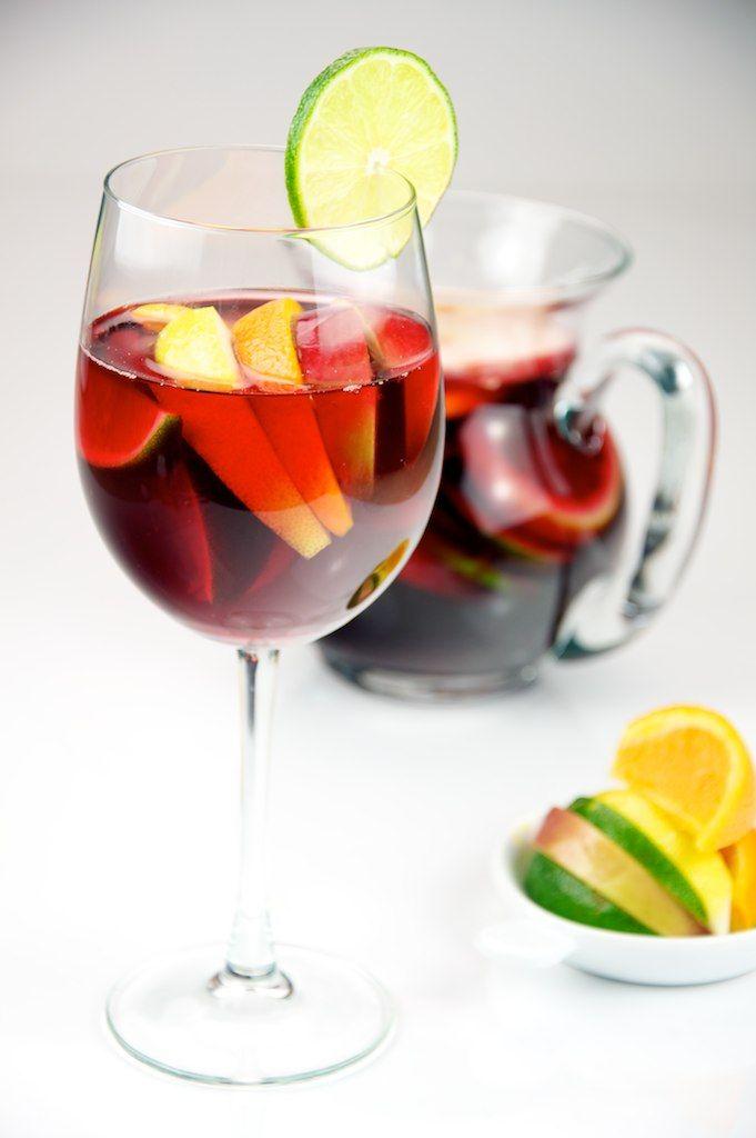 Classic Sangria | Drinks | Pinterest