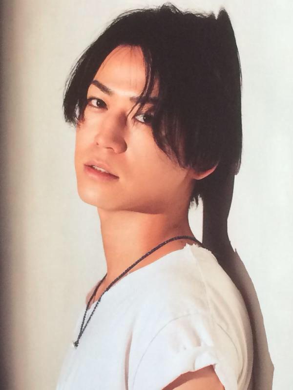 Kazuya Kamenashi 2015