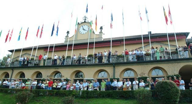 """GOLF-""""Villa D'Este Golf Club"""" -Montorfano (just south of Como)"""