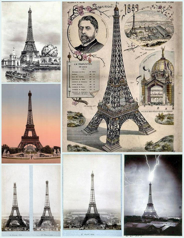585 best images about paris in print on pinterest paris poster tour eiffel and vintage paris - Poster tour eiffel ...