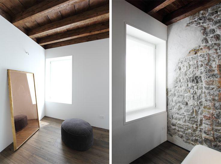 Appartamento TRVSL     #restoration #wood