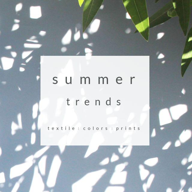 SUMMER TRENDS // Visita nuestro blog y conoce las últimas tendencias en moda y calzado para mujer