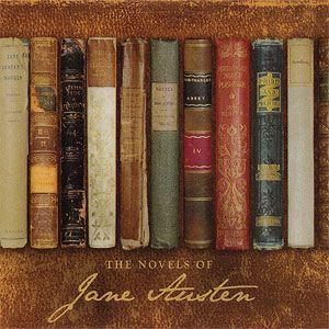 Jane Austen mousepad
