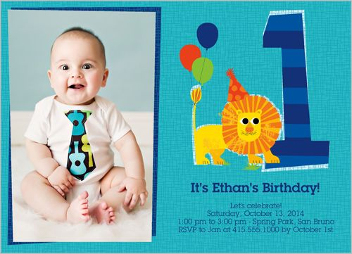 107 best baby boys 1st birthday invitations images on pinterest little lion stationery card by a fresh bunch find this pin and more on baby boys 1st birthday invitations stopboris Images