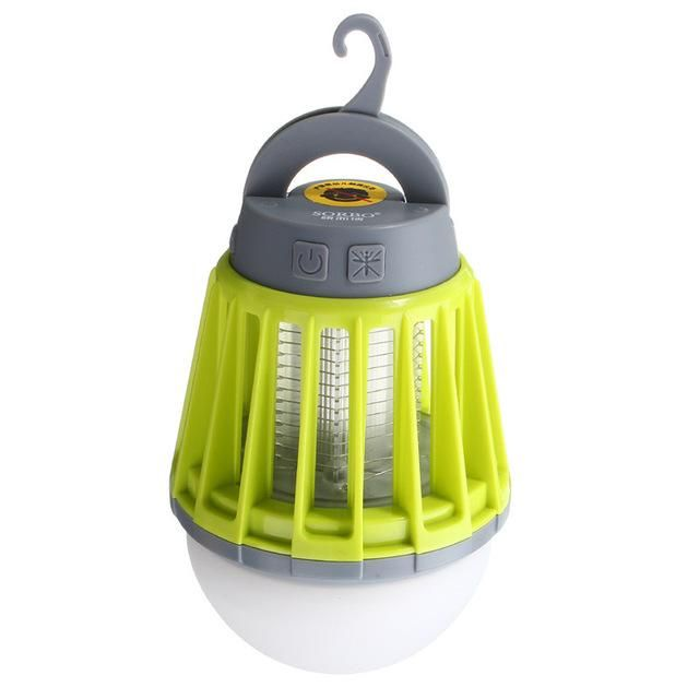 Outdoor USB Rechargeable Mosquito Zapper Lamp
