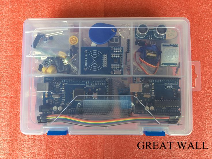 # Cheapest Starter Kit for arduino UNO r3 with MEGA 2560 /Lcd1602 I2C /Hc-sr04 /Sg90/HC-SR501/RC522/Dupont cable in plastic box arduino kit [L4y9Mlso] Black Friday Starter Kit for arduino UNO r3 with MEGA 2560 /Lcd1602 I2C /Hc-sr04 /Sg90/HC-SR501/RC522/Dupont cable in plastic box arduino kit [VzpFBq0] Cyber Monday [uQSqow]