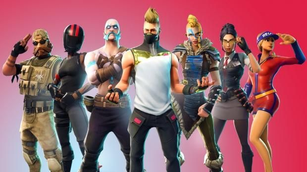 Epic Games Launch Fortnite Season 5 New Trailer And Items Fortnite Battle Royale Game Epic Games
