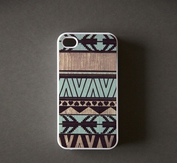 : Iphone Cases, Iphone 4S, Cases Geometric, Geometric Art, Than, Wood Prints, Phones Cases, Art On Wood, Iphone 4 Cases