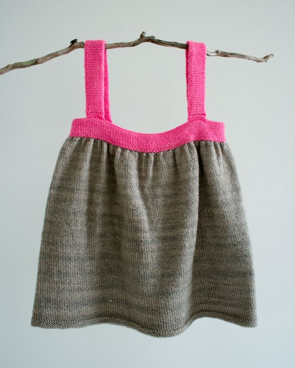 Baby Jumper - the purl bee