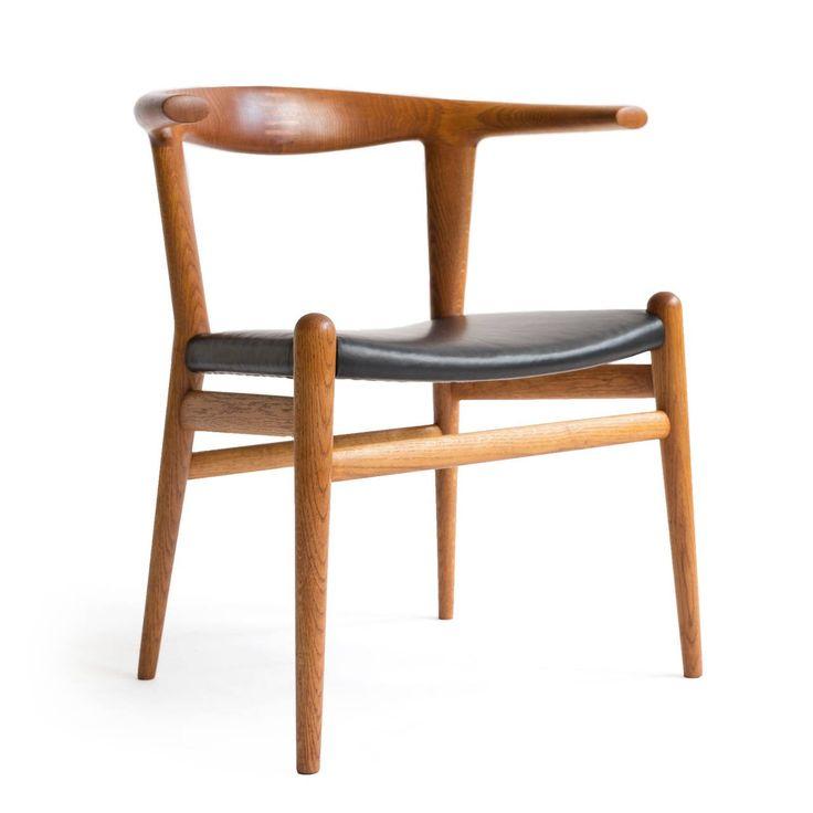 Hans J. Wegner 'Bull Chair' 2
