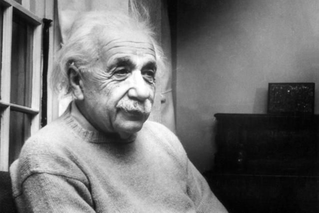 10 Quotes by Albert Einstein on Personal Gods and Prayer: Albert Einstein: God is a Product of Human Weakness