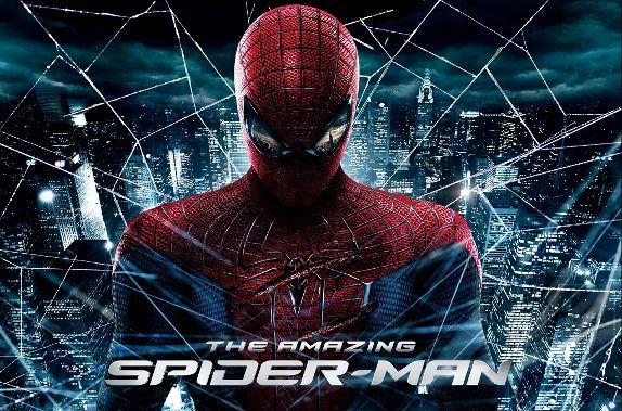 Enjoy Web-Slinging With The Amazing Spider Man