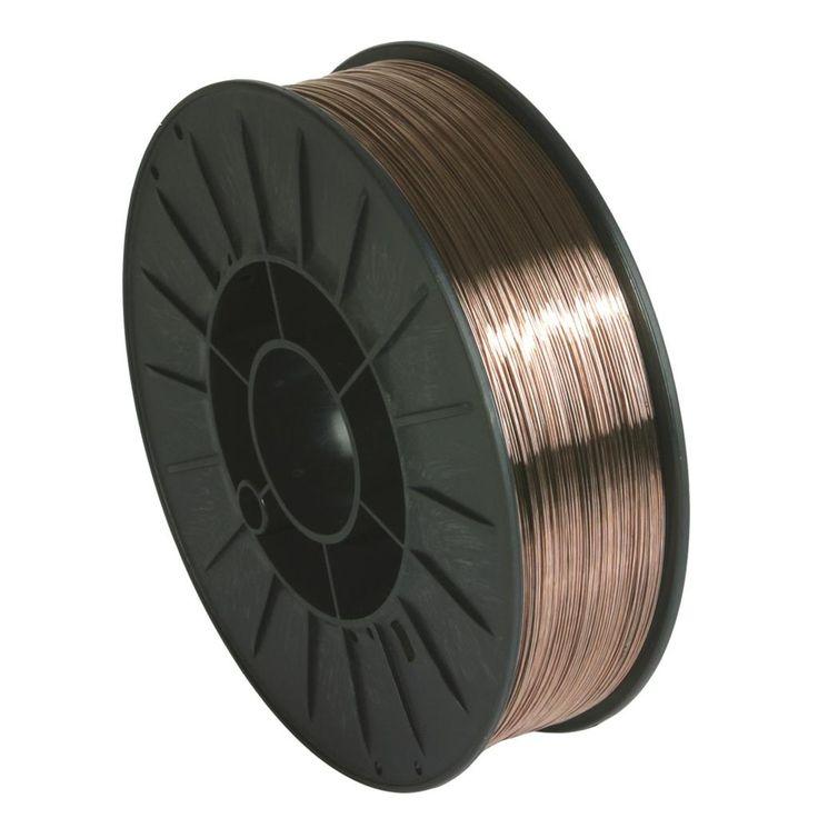 GYS Draadbobijn 200x0,6mm, 5kg, staal
