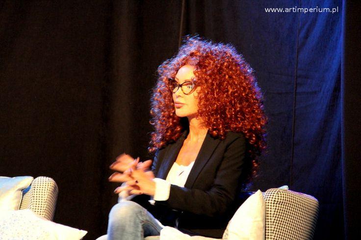 Eva minge - Polski Businesswoman Kongres 2014. fot. Jola Michalak Art Imperium.