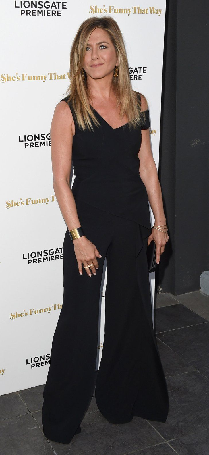 Marriage Looks Good on Jennifer Aniston — and So Does That Jumpsuit