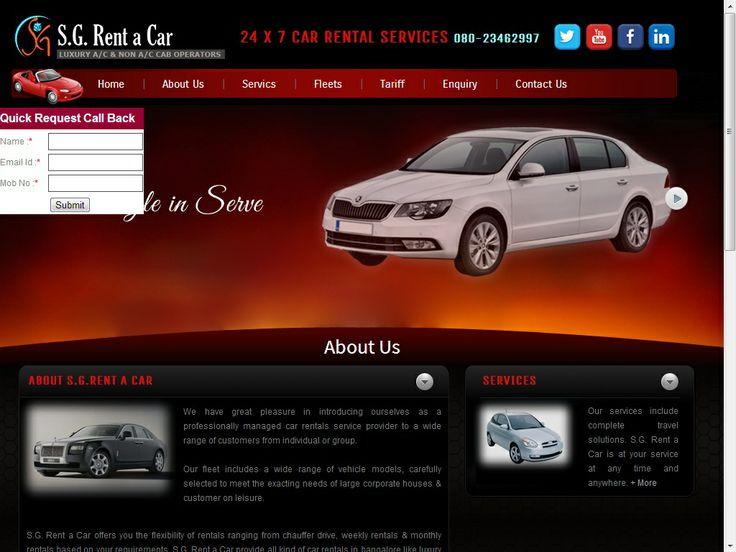 BMW 5 SERIES Car Rental India http//bangalorecabhire