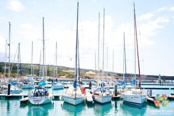 Российские инвесторы предлагают построить в порту Ялты яхт-клуб