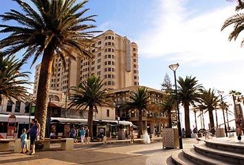 Stamford Grand Hotel on Glenelg Beach, Adelaide