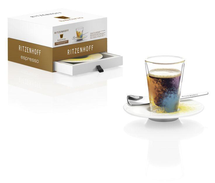 Nice way to serve espresso