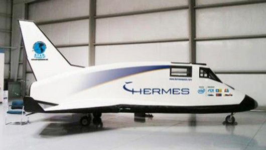 Phoenix, Arizona-based STAR (Space Transport and Recovery) Systems is seeking funds to aid in the next stage of development of its Hermes spacecraft that would carry paying private passengers into space.