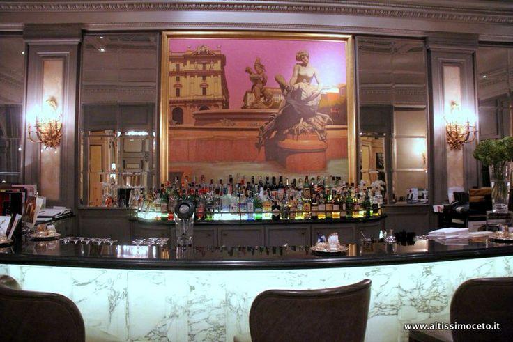 Le grand bar, Roma