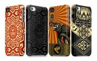 Shepard Fairey iPhone cases from Incase: Yet