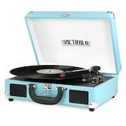 Victrola Portable Suitcase Record Player with Bluetooth https://www.fanprint.com/licenses/akron-zips?ref=5750