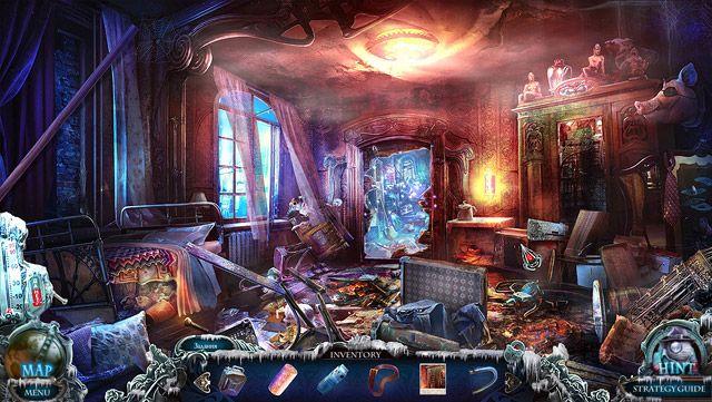 """#Wimmelbildspiel """"Mystery Trackers: Die Phantome von Raincliff"""""""