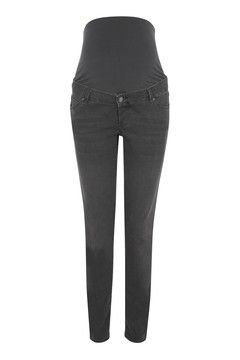 TOPSHOP MATERNITY Grey Leigh Jeans