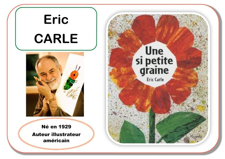 Eric Carle - Portrait d'artiste