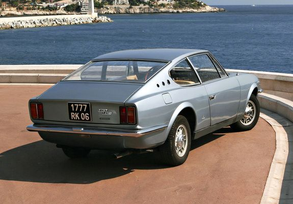 Higher resolution Wallpapers of Fiat 125 S Samantha 1967–71