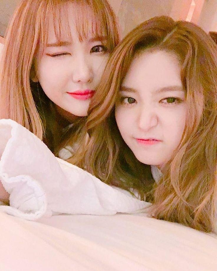 Exid´s L.E y junghwa