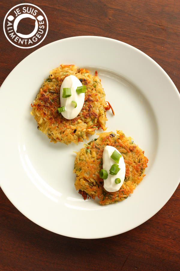 Un plato acompañante delicioso, también estupendo para desayunos de fin de semana.