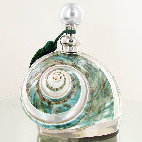 Enameled Handcrafted Perfume