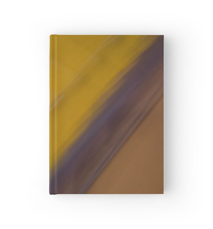 Abstract Railway Hardcover Journals by Galerie 503