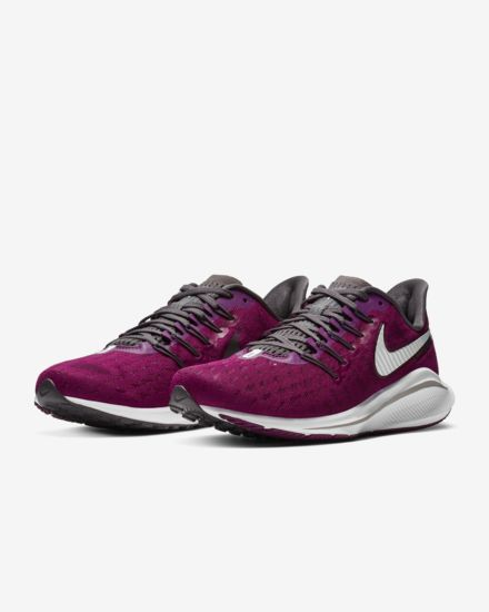 a41b732d989 Nike Air Zoom Vomero 14 in True Berry ~ A great look n women s running shoe!   Nike  NikeAir