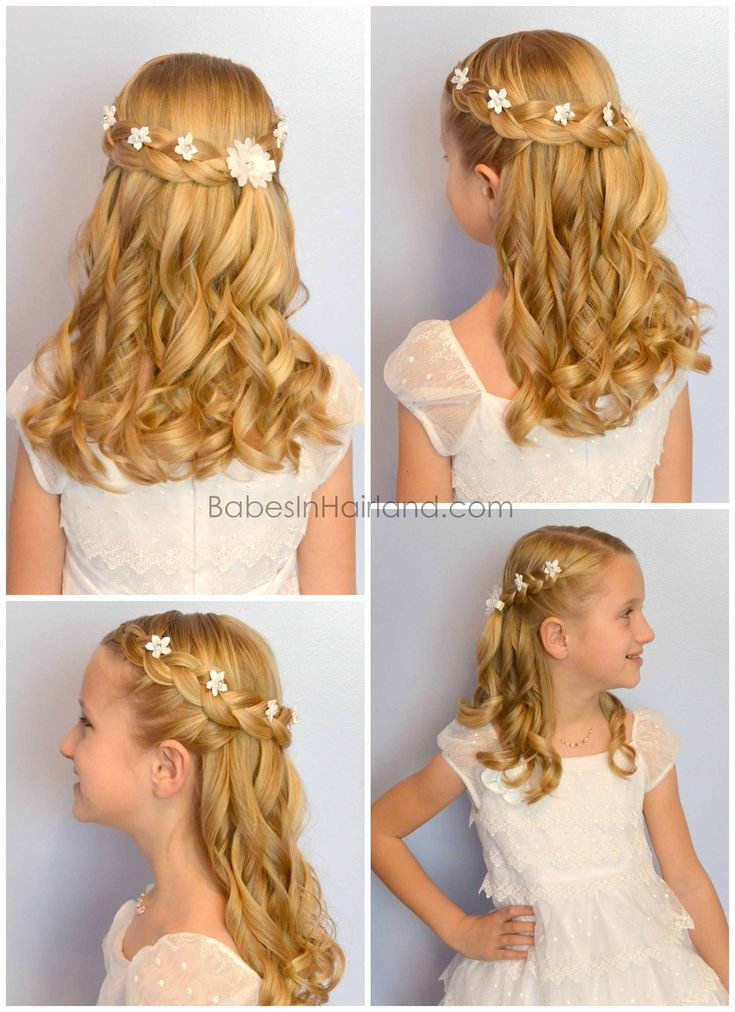 Dutch Braid Hair idea