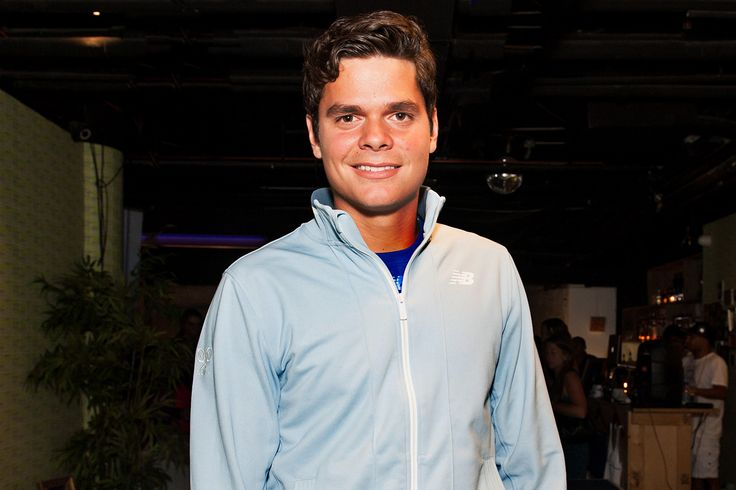 New Balance Tennis with Milos Raonic