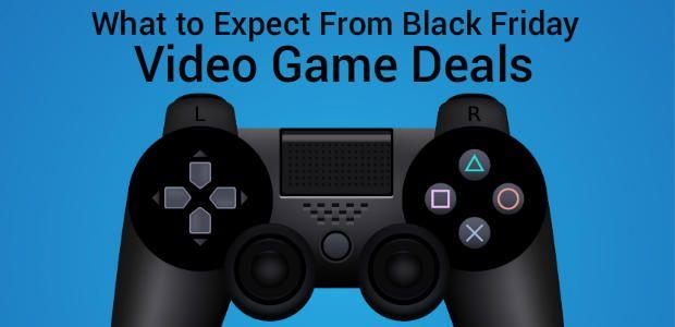 Black Friday video games