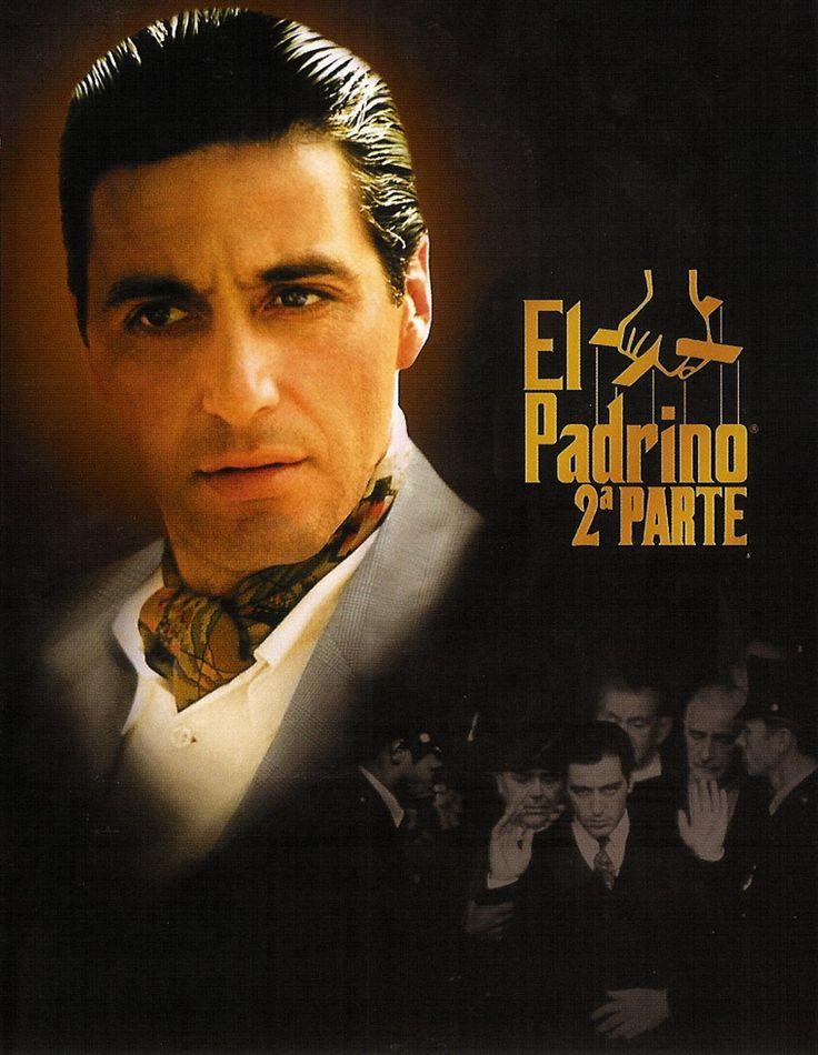 El padrino, 2ª Parte (1974) EEUU: Francis Ford Coppola. Drama. Mafia. Familia. Películas de culto - DVD CINE 169