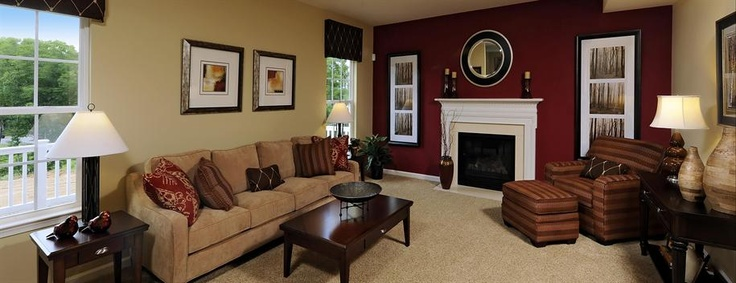 9 best amazing spaces images on pinterest family homes for All in the family living room