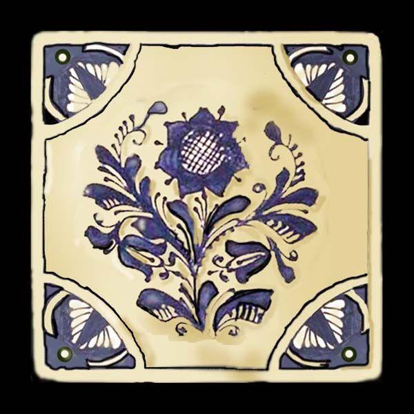 Saxon Ceramic tile Sibiu Hermannstadt