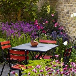 Small garden ideas ~ house and garden uk